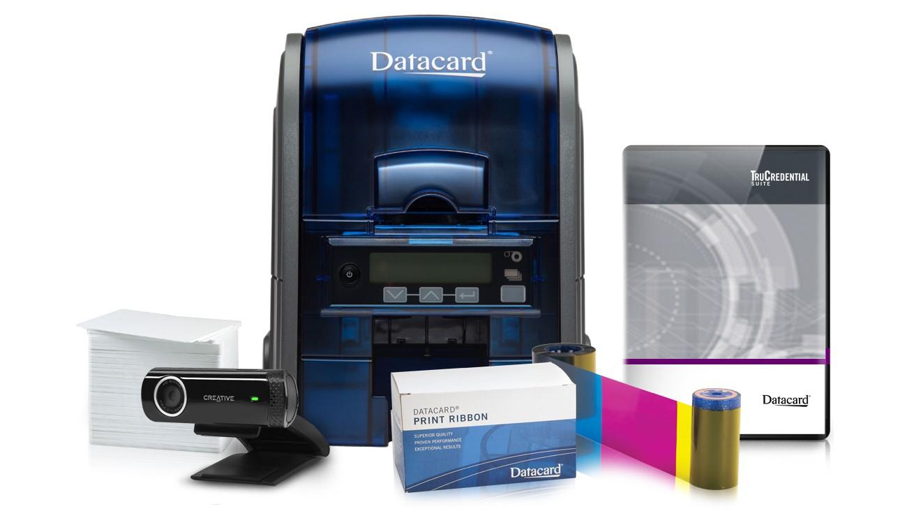 Máy in Thẻ nhựa Datacard® SD160 - MK
