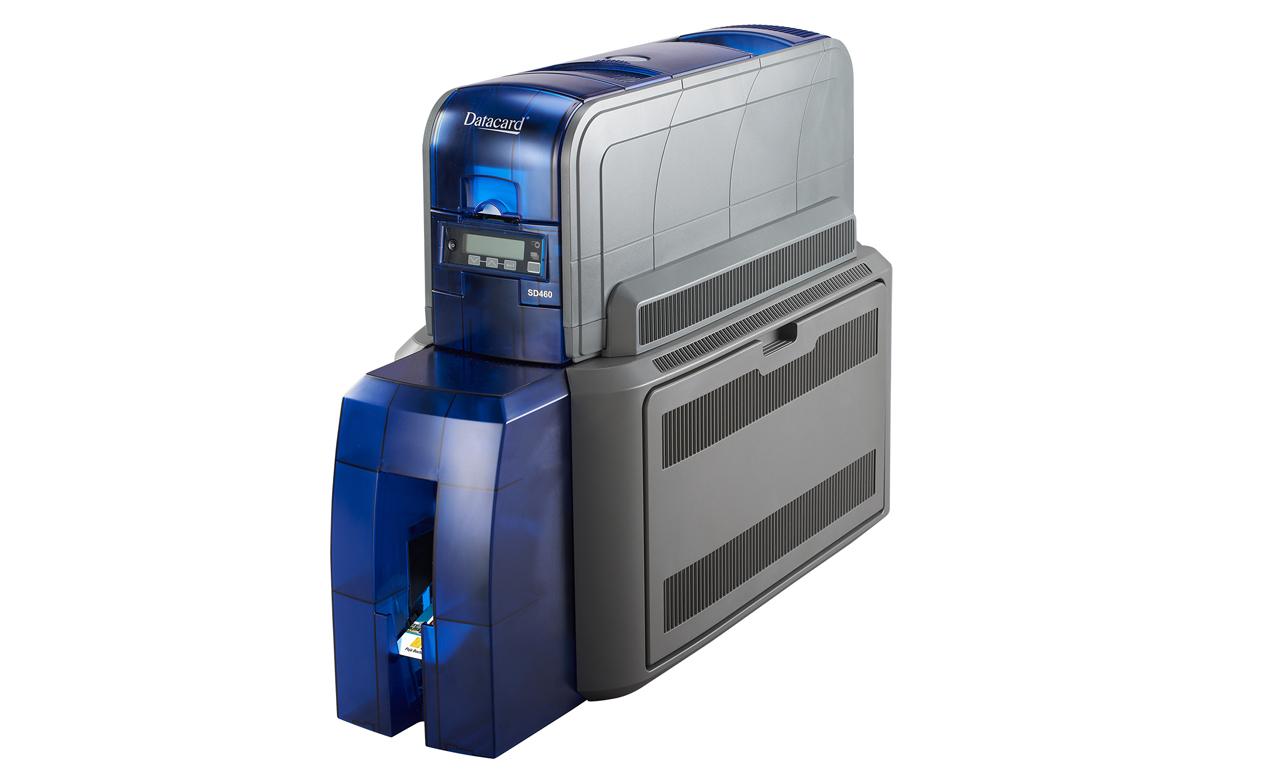 Máy in Thẻ nhựa Datacard® SD460 - MK