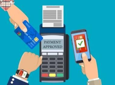 Thanh toán không tiền mặt tăng nhanh tại Anh - MK