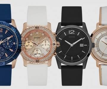 Guess ra mắt đồng hồ thời trang với thanh toán không tiếp xúc - MK