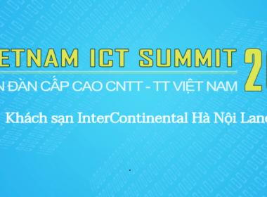 MK Group tham dự Diễn đàn Cấp cao CNTT –TT Việt Nam – Vietnam ICT Summit 2017 - MK