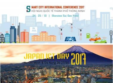 MK Group tham dự Hội nghị quốc tế về Đô thị thông minh và Ngày CNTT Nhật Bản - MK