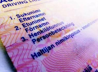 Phát hành bằng lái xe kỹ thuật số số đầu tiên trên Thế Giới tại Phần Lan - MK