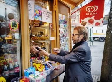 Xã hội không tiền mặt ở Thụy Điển - MK