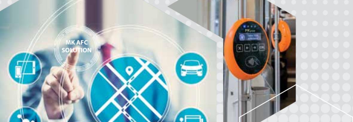 Giải pháp thu phí giao thông tự động MK AFC - MK