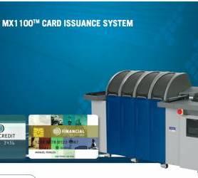 HỆ THỐNG DATACARD® MX1100 - MK