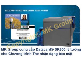 MÁY IN THẺ NHỰA DATACARD® SR300 - MK