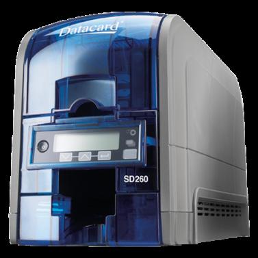 Máy in Thẻ nhựa Datacard® SD260 - MK
