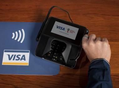 Visa thống kê 1/5 các khoản giao dịch tại World Cup là thanh toán không tiếp xúc - MK
